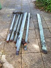 Free fence post and palings Hunters Hill Hunters Hill Area Preview