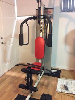 Roseglennorthdakota try these weider weight machine