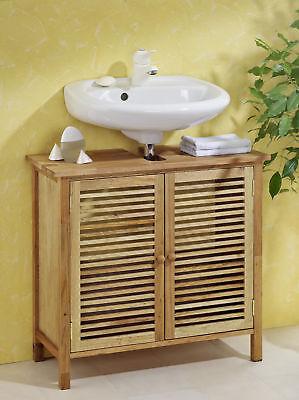 Badezimmer Schrank (Waschbeckenunterschrank, Badezimmerschrank oder Sauna, aus Walnussholz)