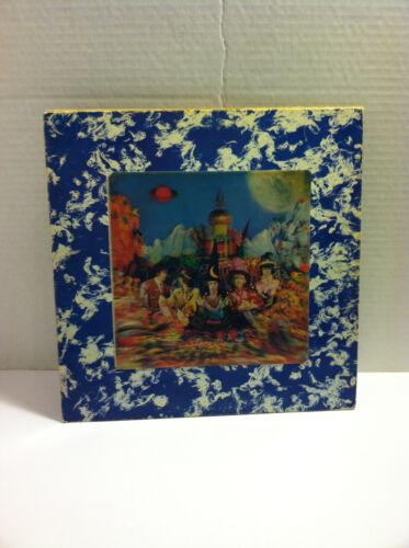 "Rolling Stones Album ""Their Satanic Majesties Request"" Hologram Cover"