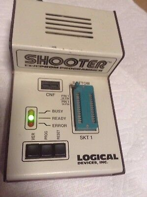 Logical Devices Inc Shooter Eeeprom Programmer