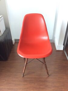 """Herman Miller-Style """"Eames"""" chairs, set of 4"""