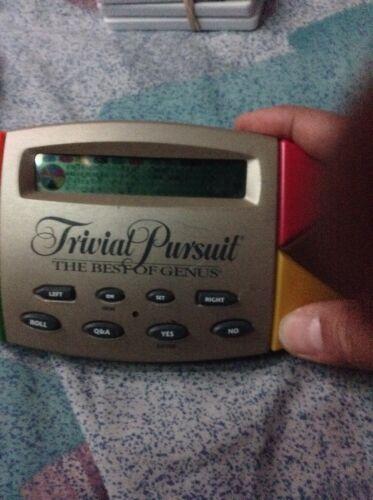 Trivial Pursuit The Best Of Genius