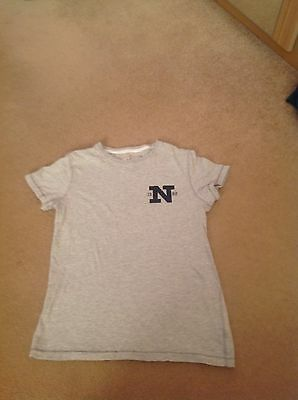 Used 2 Next Boys Short Sleeved T Shirt Aged 11 Years a5f28e9a9605