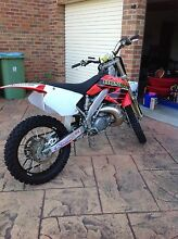 Honda CR250 Wyong Wyong Area Preview