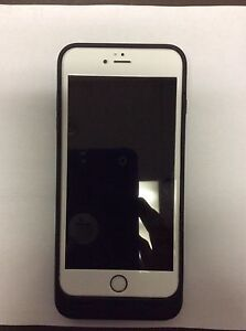 IPhone 6s Plus  16gb + 64Gb and Battery Mophie Case