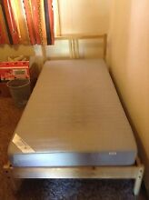 IKEA bed, single frame and mattress Coolbellup Cockburn Area Preview