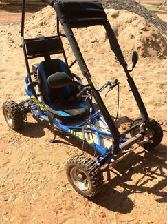 Blue Go Kart with Roll Cage Charleville Murweh Area Preview