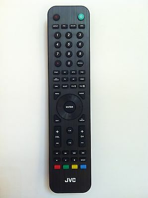 Brand New JVC TV Remote control RM-C1240 For JVC LT19EM74 TV--USA Sell free Ship