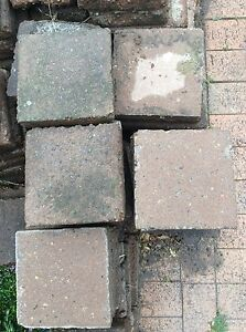 Clay Garden Pavers Blacksmiths Lake Macquarie Area Preview