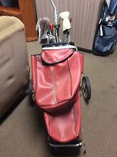 Golf clubs and buggy Sorell Sorell Area Preview