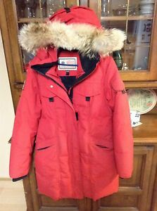 Outdoor Survival Parka