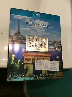 Best of Europe: France [Blu-ray] (Best Of France Travels)