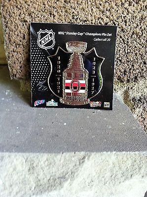 Ottawa Senators Stanley Cup Champions Pin Conagra Foods  Mip  2008