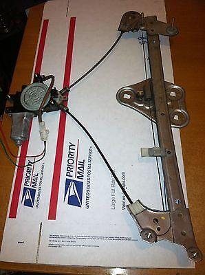 97-98 LEXUS ES300 DRIVER LEFT LH L FRONT OEM SIDE DOOR WINDOW REGULATOR W/ MOTOR
