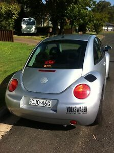VW BEETLE 2002 AUTOMATIC $3500 Campbelltown Campbelltown Area Preview