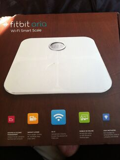 Fitbit charge HR fitbit scales  Camden Camden Area Preview