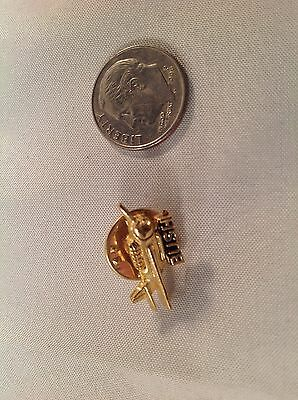 George H W Bush Campaign Airplane Lapel Pin