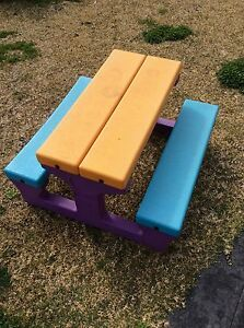 Kids outdoor table Belrose Warringah Area Preview
