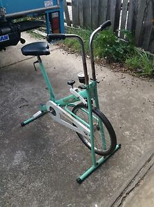 Exercise bike Melbourne CBD Melbourne City Preview