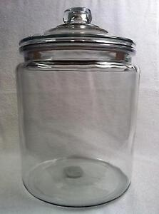 large glass cookie jar - Large Glass Jars With Lids