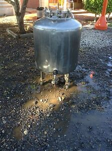 Stainless Steel Storage Tank Virginia Playford Area Preview