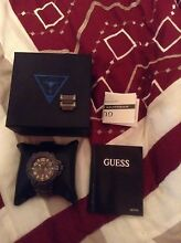 Ltd Ed Tiesto NYT LYF Guess Men's Watch Surrey Downs Tea Tree Gully Area Preview