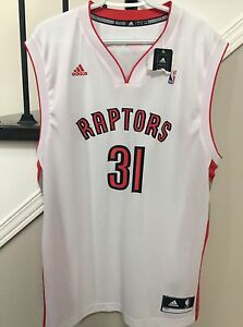 BRAND NEW w/tags large white Adidas Ross #31 Jersey