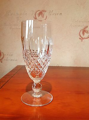 Waterford Crystal Colleen Champagne Flutes - Excellent Condition