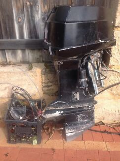 Johnson/ evinrude Outboard boat motor 1974 O'Connor Fremantle Area Preview