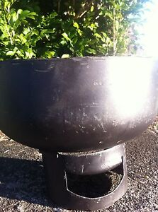 """FIRE PIT """"UNUSED"""" Wavell Heights Brisbane North East Preview"""