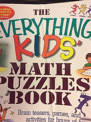 the everything kids puzzle book pdf
