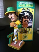 Rollie Fingers Bobblehead