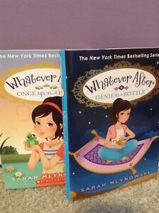 Whatever After books 8 and 9