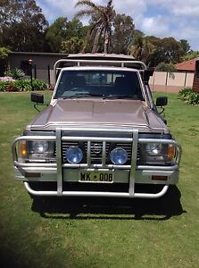 For Sale 96 Nissan Patrol Ute Erskine Mandurah Area Preview
