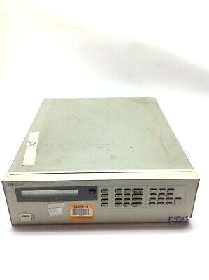Hewlett Packard Hp 6627a System Dc Power Supply