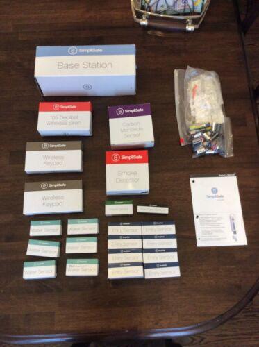 SimpliSafe Home Security System - 22 Pieces