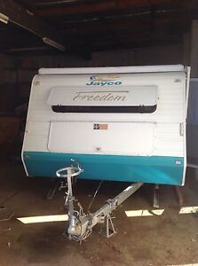 Jayco Freedom Caravan Kings Langley Blacktown Area Preview