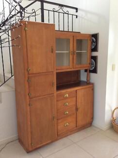 1920s Kitchen Dresser Buffet Hutch McDowall Brisbane North West Preview