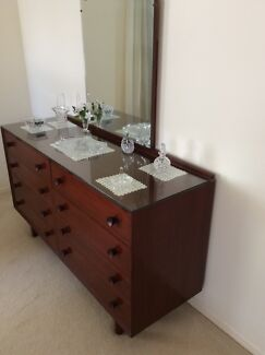 For lovers of red cedar timber and crystal dressing table ware Chapel Hill Brisbane North West Preview
