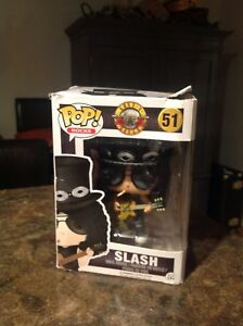 FUNKO POP! ROCKS: Guns N Roses - Slash