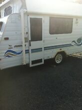 2001 Jayco Freedom 15ft pop top - L shape single beds Karuah Port Stephens Area Preview