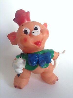 Figurine Pouet Cochon L'éléphant TRES BON ETAT