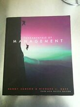 Fundamentals of management Kenwick Gosnells Area Preview