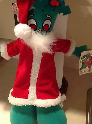 Chritmas Games (Gumby Chritmas Doll. Vintage.  Brand new, with hang)