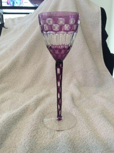 Otto Prutscher Wine Goblet