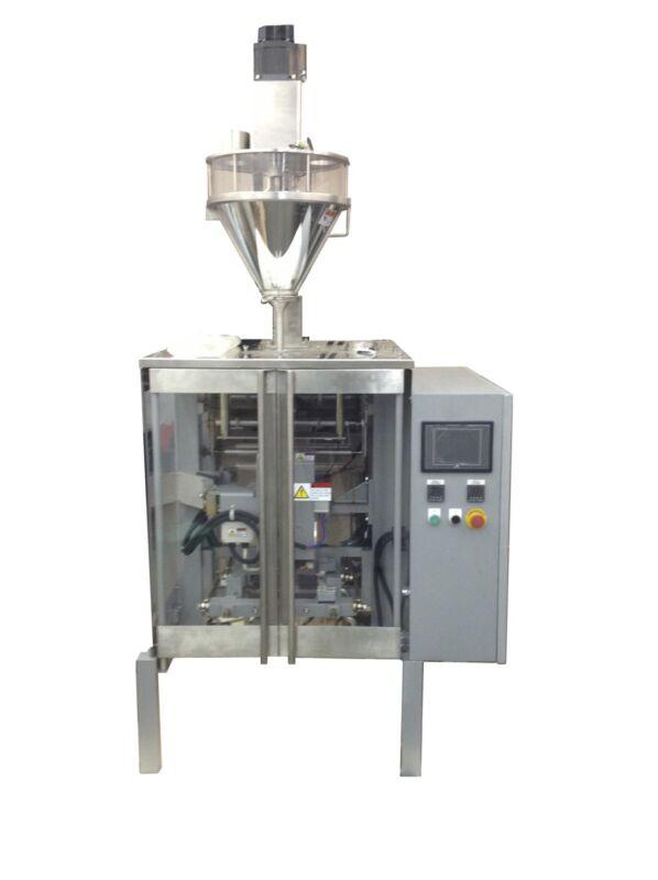 EntrePack Vertical Form-Fill-Seal Auger Machine VFFS