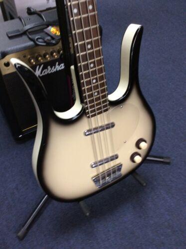 Danelectro Longhorn Bass Guitar - Copper Burst