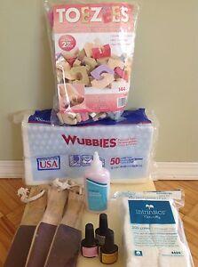 Pedicure/manicure supplies