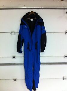 Ski or snow suite Large size $50